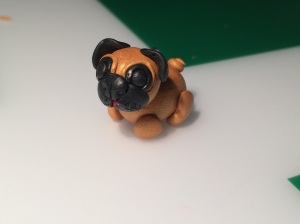 Fimo Mops