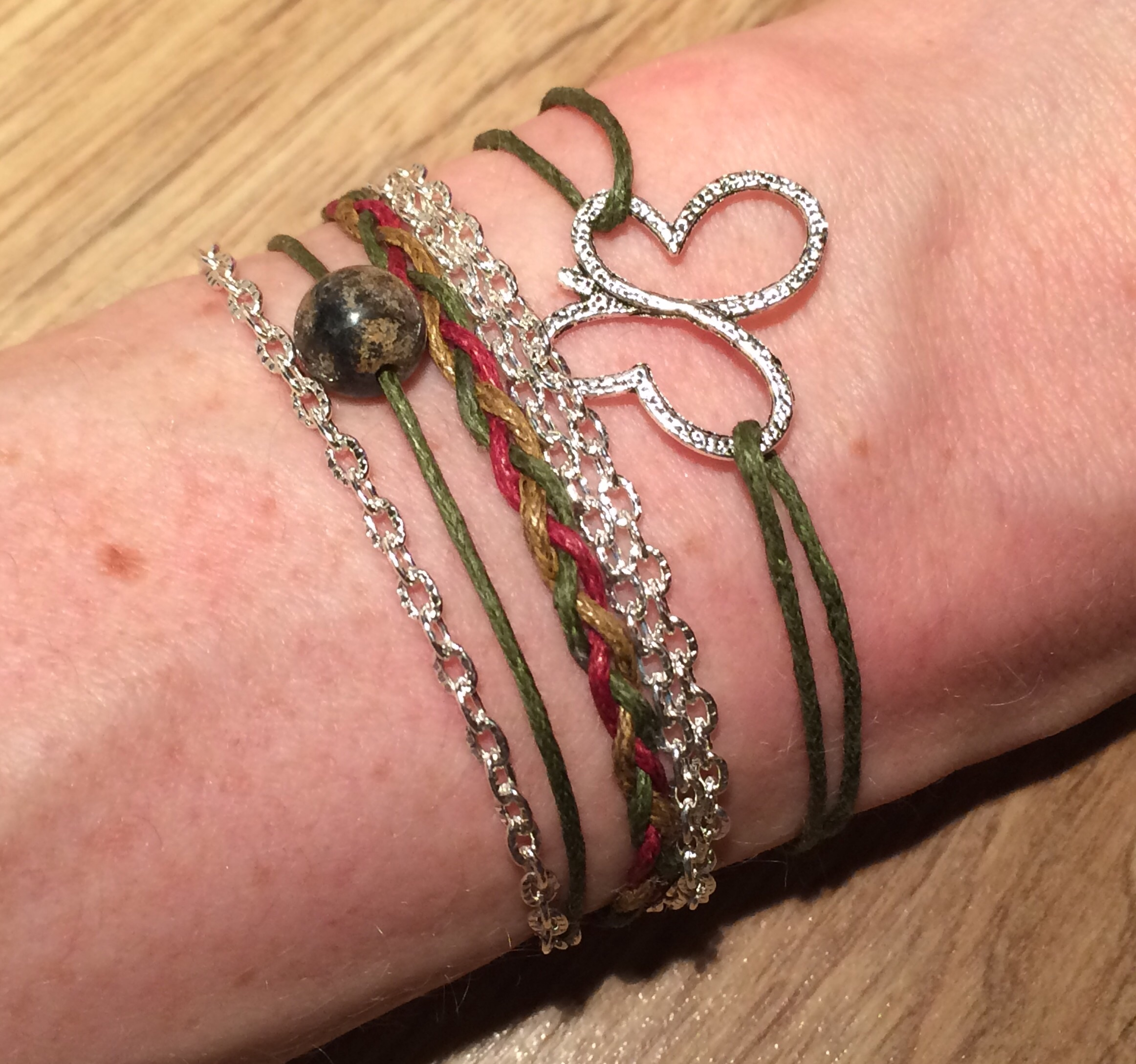 Flechtanleitung armband