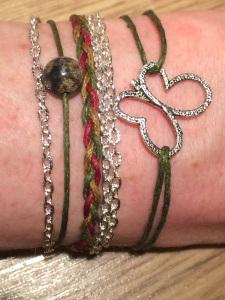 Süßes Armband selber machen