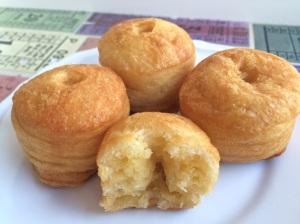 Cronut aus Croissantteig