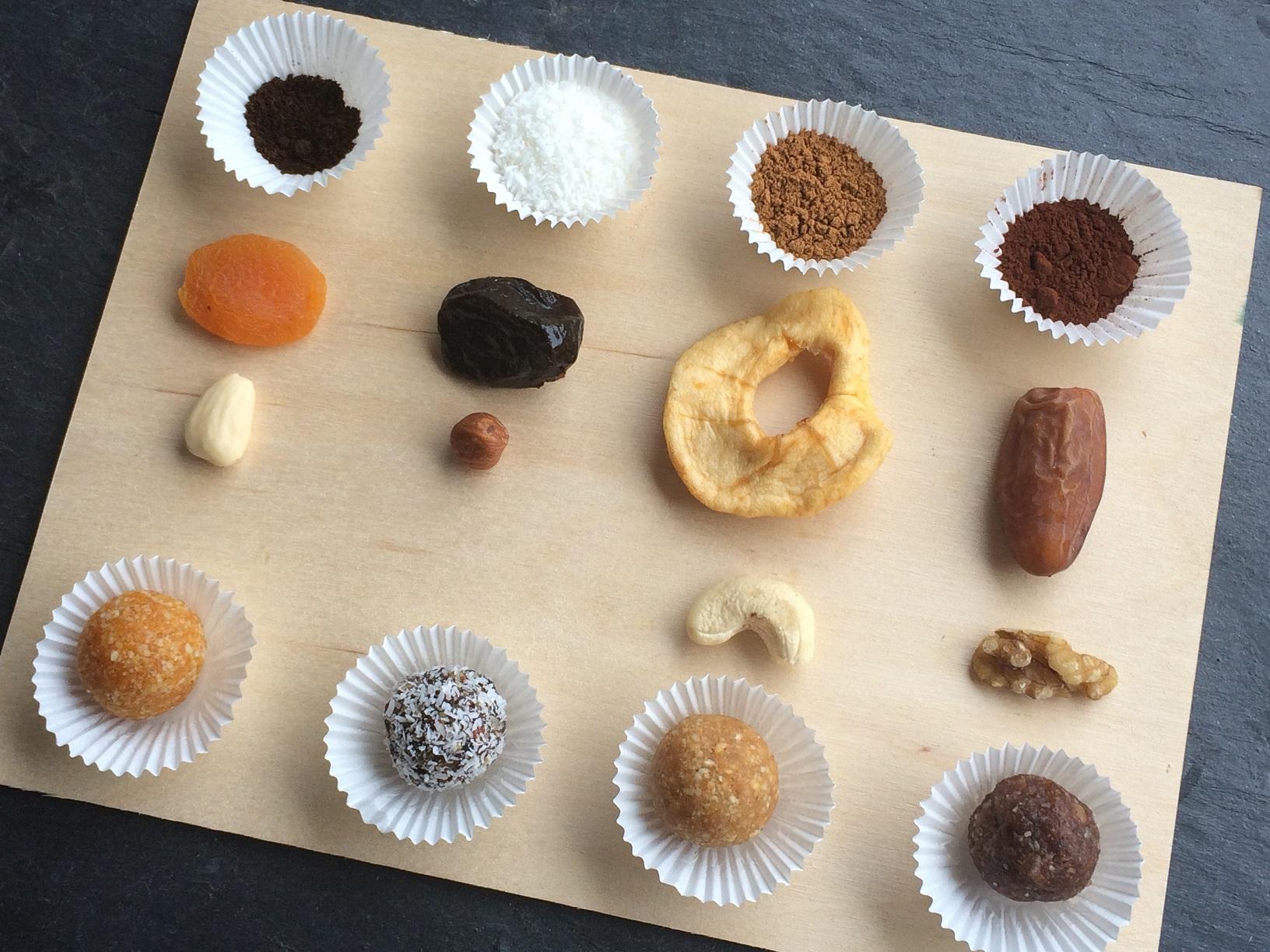 snacks abnehmen zwischendurch