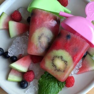 Cleaneating gesund healthy diet Wassereis