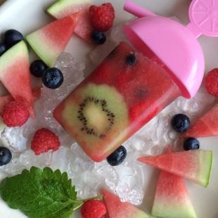 Kalorienarmes Eis gesund Diät