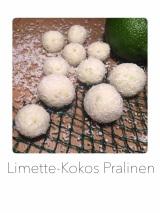 Limette-Kokos Pralinen