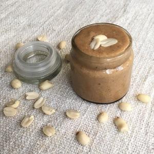 Erdnussbutter vegan zuckerfrei