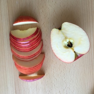 Apfelrosen Törtchen Muffins